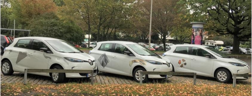 stadtmobil hannover art car B1