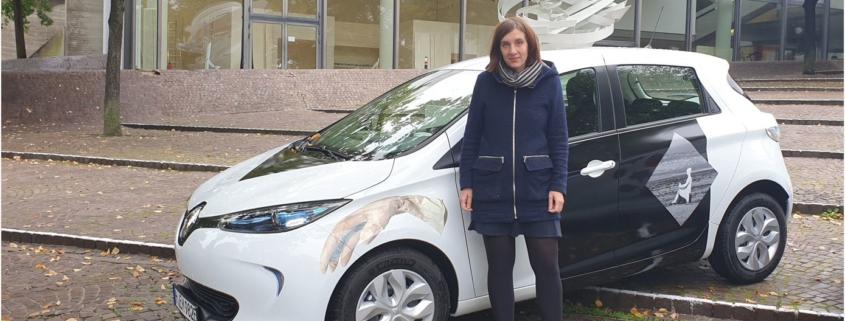 stadtmobil hannover art car Mareike Poehling erinnernder Körper FB