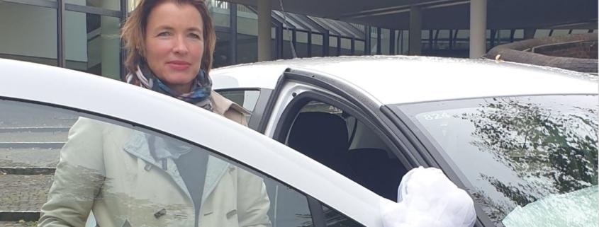 stadtmobil hannover art car Seelendetail Andrea von Lüdinghausen B2