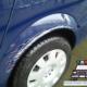 Unfall von einem stadtmobil Fahrzeug