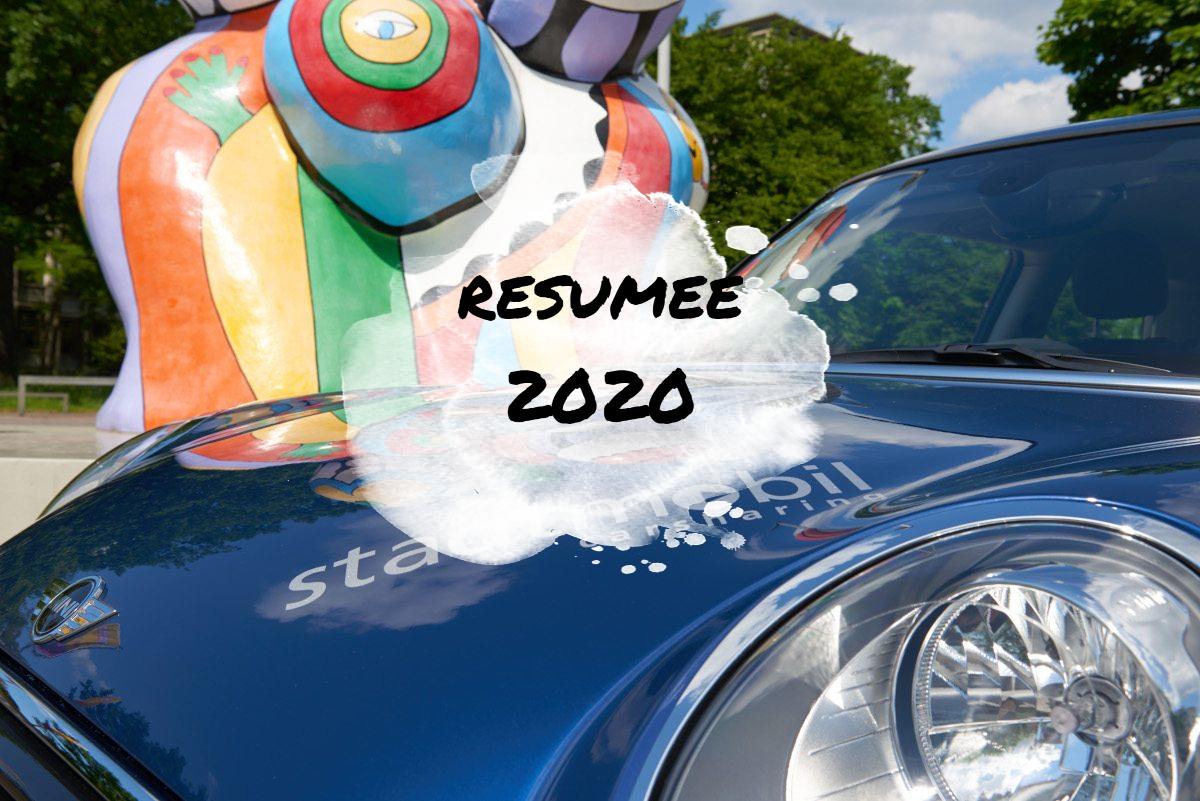 stadtmobil CarSharing Resumee 2020