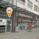 Nordstaedter Markt Zugang Parkdeck