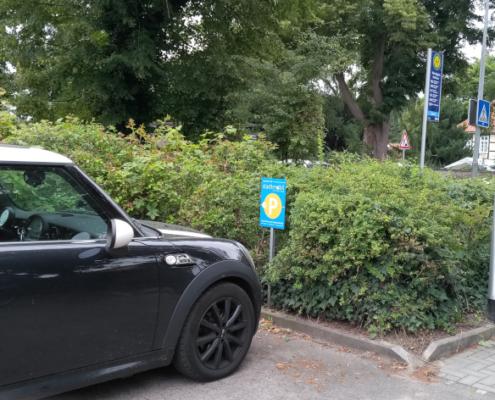 Friedhofsparkplatz Wennigsen stadtmobil