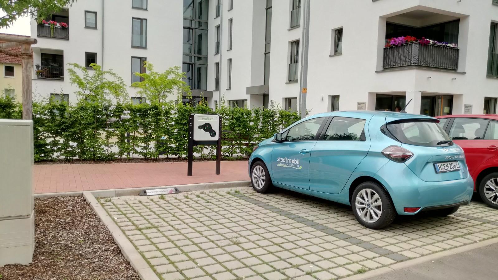 Neue Stellplätze kommen im Sommer bei stadtmobil Hannover