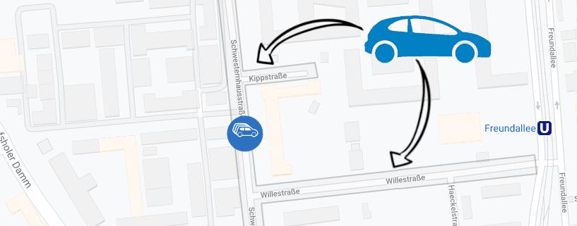 Quartier stadtmobil hannover carsharing 2