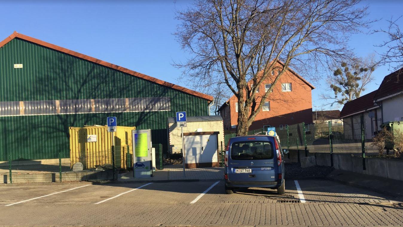 Stellplatz in Wennigsen - stadtmobil
